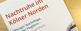 LSG Ortsgruppe Köln Nord informiert – Info Abend am 28. März 2020